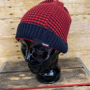 Urban Outfitters BDG Striped Stocking Cap